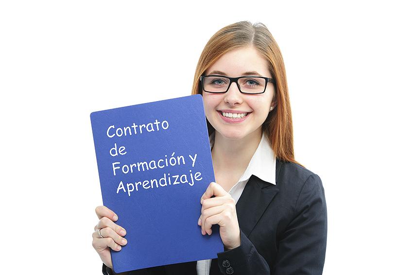 El contrato de formación y aprendizaje