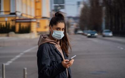 Tecnologías contra el coronavirus y riesgos para la protección de datos
